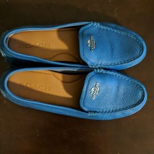 "Coach ""Marley Driver"" loafers"